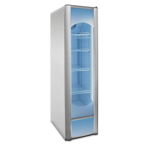 """Upright Glass Door Merchandiser Refrigerator - 17 1/4"""" WIDE - UNIQUE"""
