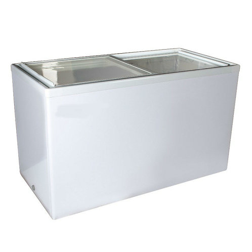 Flat Lid Display Freezer - 14.1 Cu. Ft.