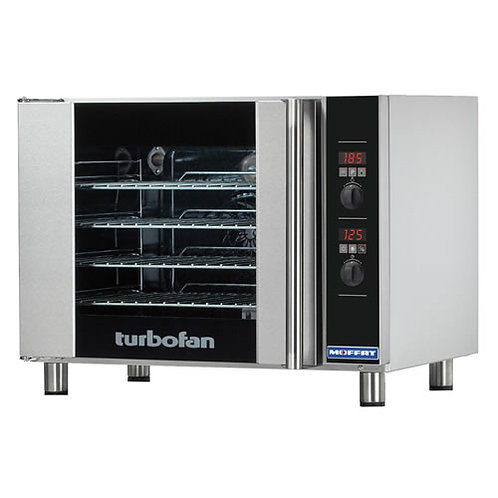 Half Size Electric Convection Oven, Digital, 4 Pan Capacity