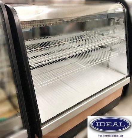 CDS Refrigerated Display Case - deli - pasties etc