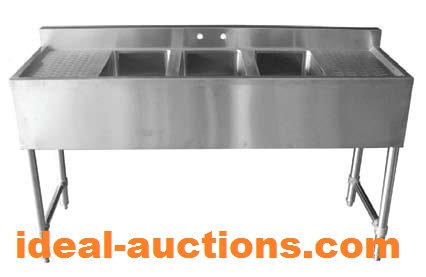 BAR SINKS - 14 SIZES TO CHOOSE FROM