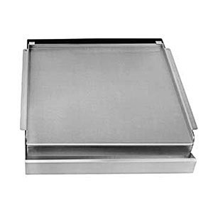 "23"" x 23"" x 5"" Add On Griddle Top"