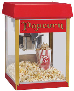 GOLD MEDAL FUN POP RED 4 OZ. POPCORN POPPER