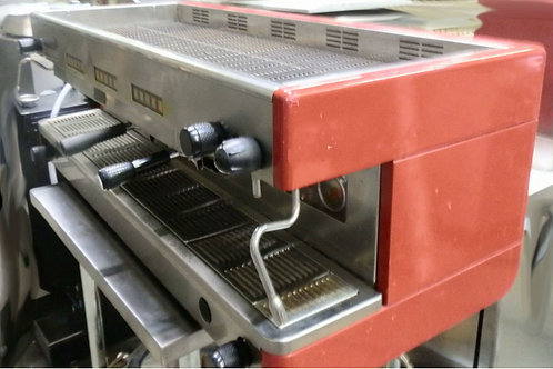 La Cimbali 4 Group Espresso Machine- 3 heads espresso and one head for tea