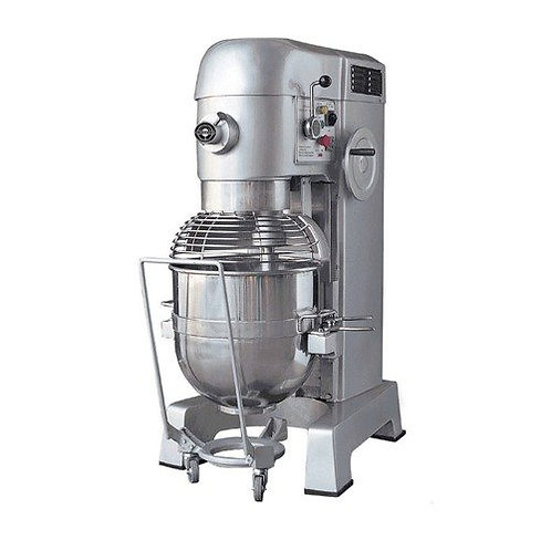Eurodib M60A UL 60 qt. Commercial Planetary Mixer with Wheels