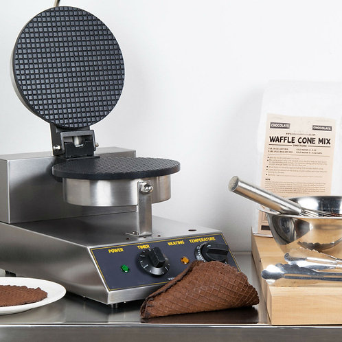 "8"" Waffle Cone Maker"