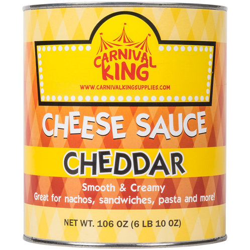 Cheddar Cheese Sauce 6 - 6/Case