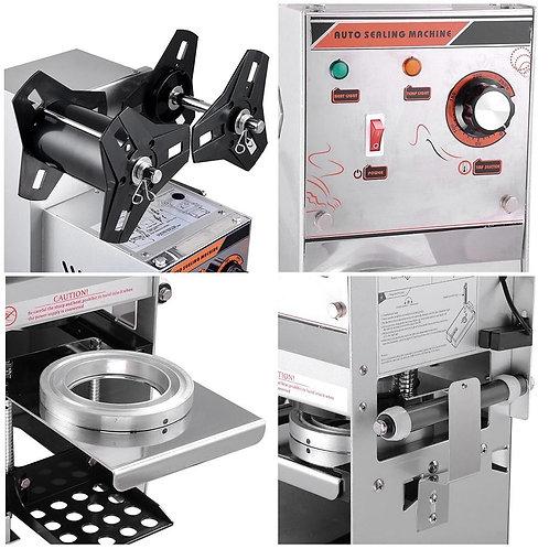 Bublble tea cup  sealer - Electric Semi-automatic Sealing Machi