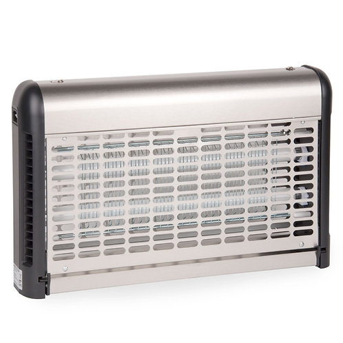 Zap N Trap Insect Trap / Bug Zapper - Stainless Steel 30 Watt