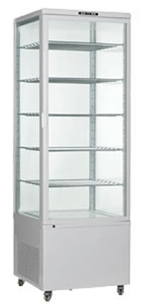 """26"""" WIDE OPEN - GRAB & GO REFRIGERATED OPEN DISPLAY CASE"""