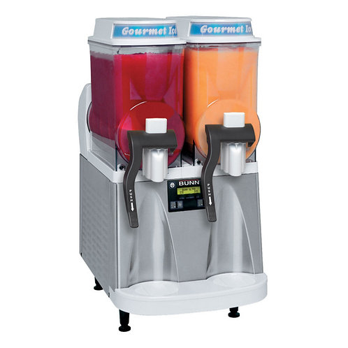 Bunn Ultra-2 HP High Performance Slushy / Granita Frozen Drink Machine with 2 Ho