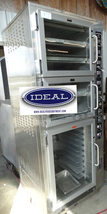 Piper Product production oven with proofer