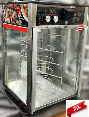 Hatco Pizza Warming Display Cabinet