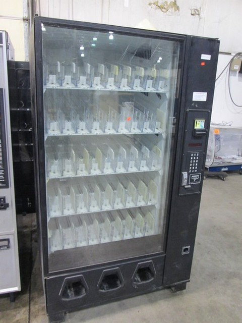 DIXIE NARCO  COLD BEVERAGE MACHINE