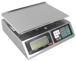40 Pound Digital Price Computing Scale, Legal for Trade