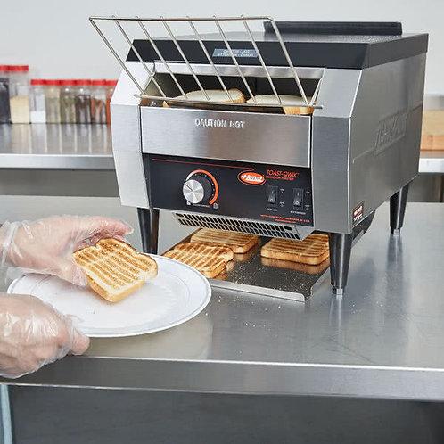 "Hatco TQ-10 Toast Qwik Conveyor Toaster - 2"" Opening"