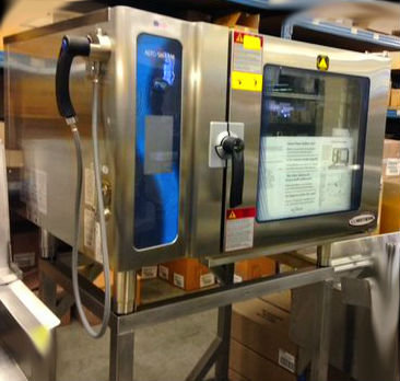 ALTO SHAW COMBI OVEN - LIKE NEW