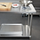 "Thumbnail: STAINLESS STEEL TABLES - SEE ALL 23 SIZES HERE -  ASST. DEPTHS 18"" 24"" & 30"""