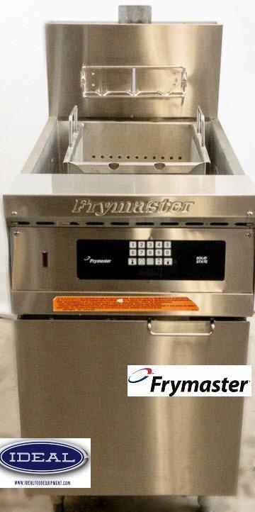 Frymaster gas pasta cooker
