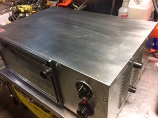 Wisco counter top convection oven -