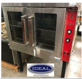 ELECTRIC VULCAN CONVECTION OVEN FULL SIZE- REFURBISHED