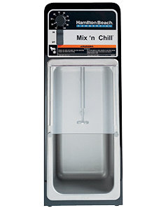 HAMILTON BEACH MIX 'N CHILL HEAVY DUTY DRINK MIXER - 3/4 HP