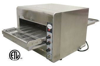 TOASTER - PIZZA CONVEYOR OVEN