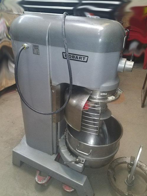 Hobart 60 Qt.P600 Dough Mixer with Bowl Guard