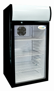 Countertop Display Refrigerator - 2.7 Cubic Feet