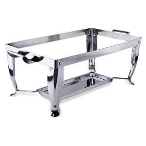 CANDLE LAMP EMPIRE FOLDING CHAFER FRAME