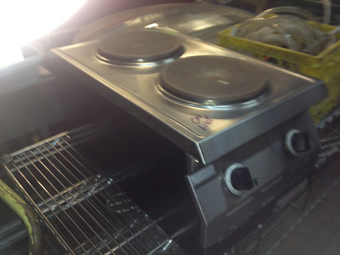 Garland Two Burner Electric Hot Plate