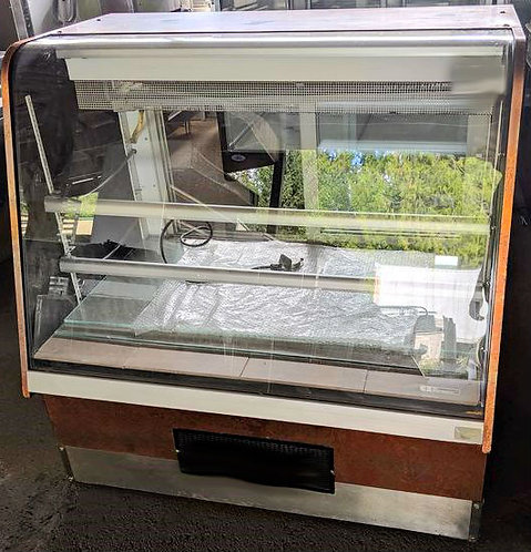 "48"" Refrigerated Pastry Display Case"