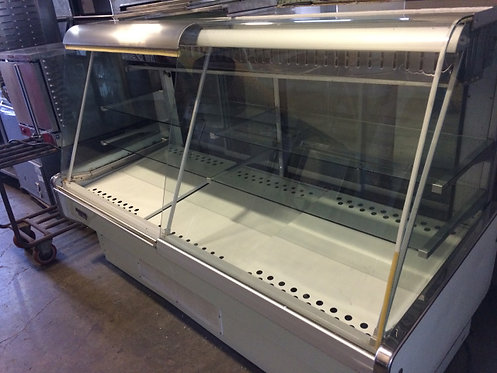 6' Refrigerated Display Case