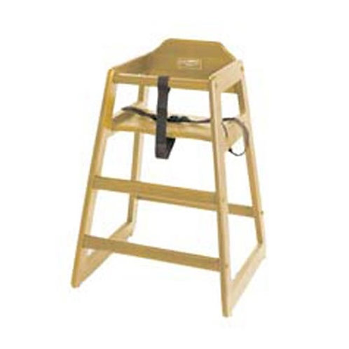 WOODEN HIGH CHAIRS - BLACK - LIGHT NATURAL & DARK FINISHES