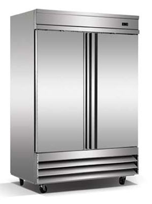 REACH-IN FREEZER 2 DOOR