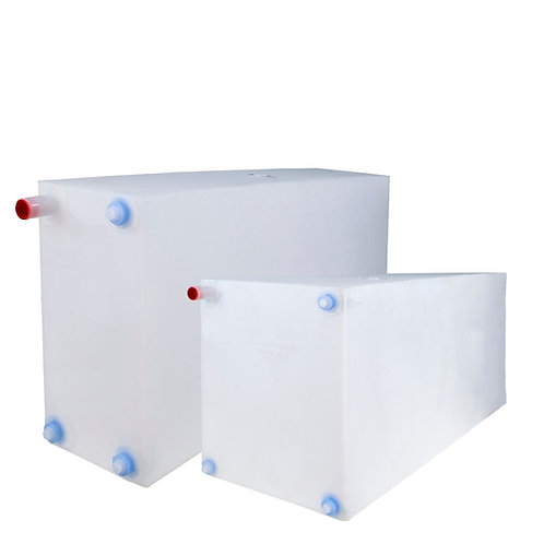 Fresh & Gray Water Holding Tanks