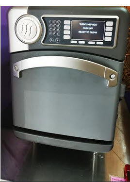Turbo Chef Rapid Cook Oven - made 2017