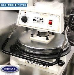 Dough Pro dough press - great for pizza -