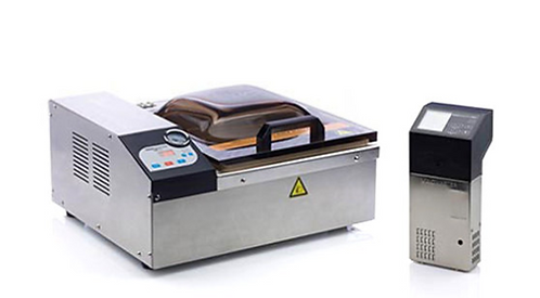 ARY VacMaster VMASVP104 Vacuum Packaging Machine with Sous Vide Head Unit