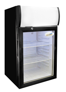 COUNTERTOP DISPLAY REFRIGERATOR - 2 Cu.ft