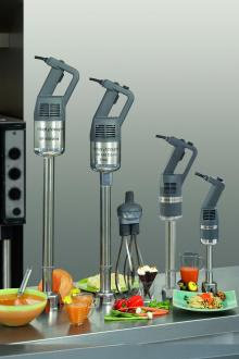 ROBOT COUPE HAND HELD BLENDERS - 3 MODELS SHOWN