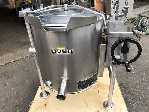 Garland KT20 Steam kettle