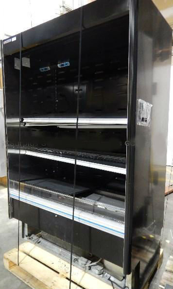 """48"""" Grab and go open refrigerated merchandiser"""
