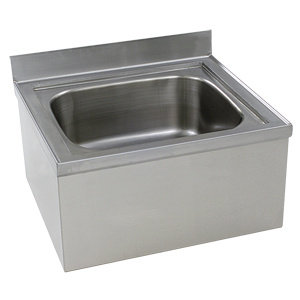 "20"" x 16"" x 6"" Floor Mop Sink"