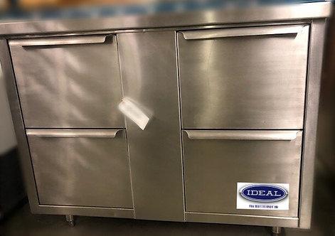 """42"""" Custom worktable - 4 drawers"""