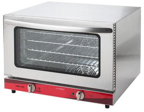 Half Size Countertop Convection Oven, 1.5 Cubic Feet – 120V
