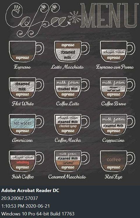 Espresso lingo - for smart barristas