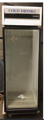 Habco Single glass door display refrigerator