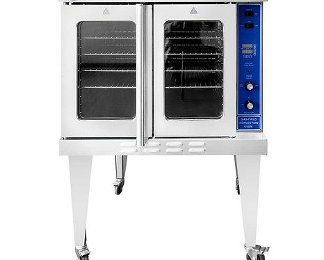 Gas single deck convection oven