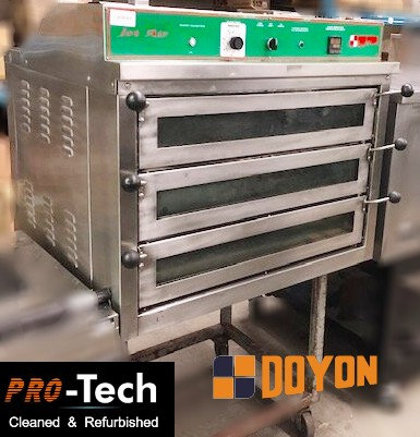 Doyon PIzza Oven PIZ3 Electric